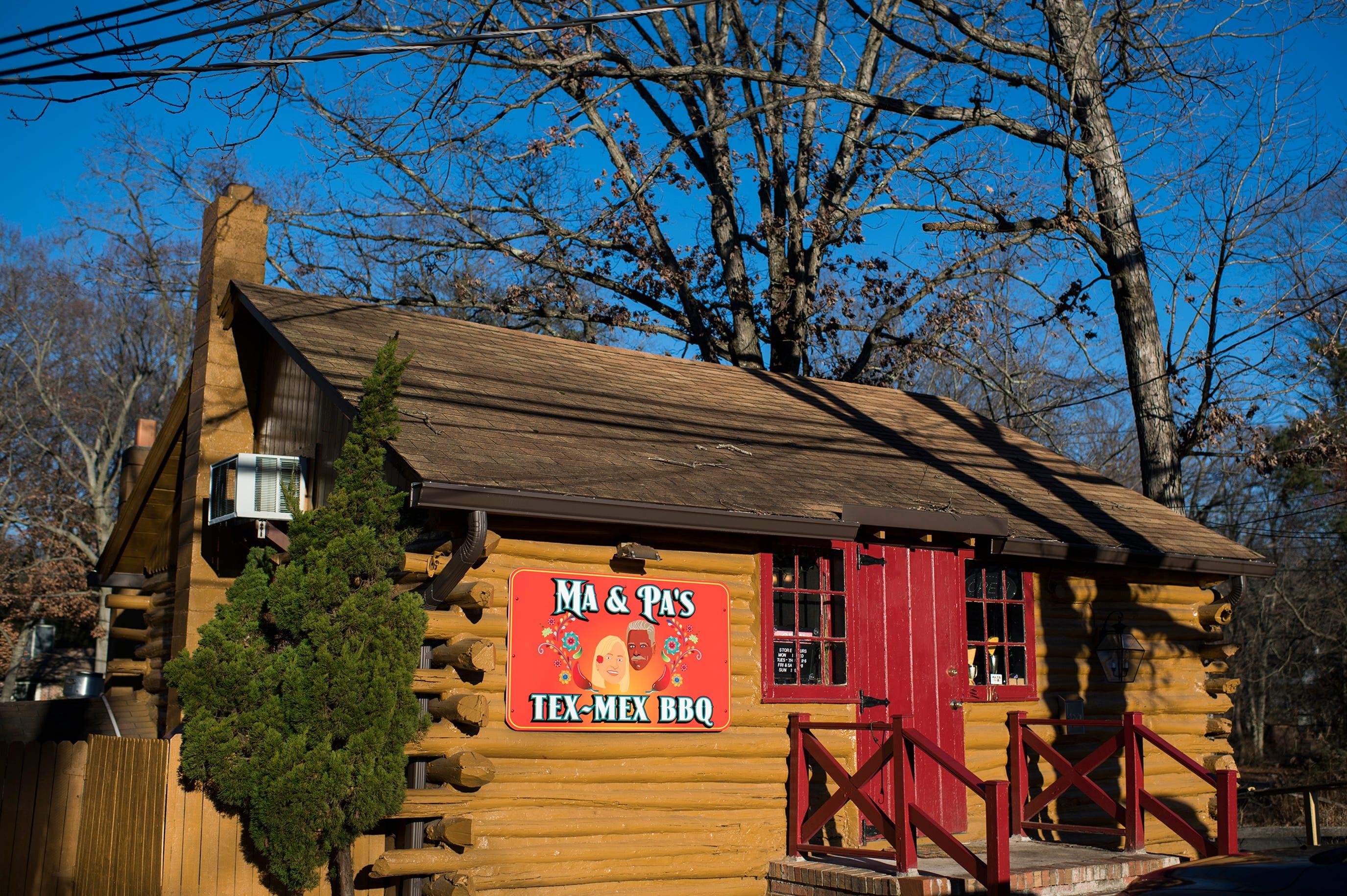 Ma Pa S Tex Mex Bbq Comes To Rancocas Woods Village Of Shops