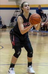 Indian Hill junior Maddie Antenucci is the CHL's leading scorer this season at 19.3 points per game.