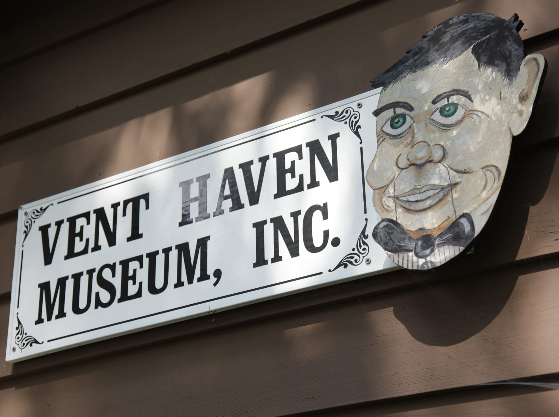 The Vent Haven Museum is located in Fort Mitchell.