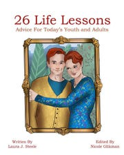 """Comedian Muffy (Laura J. Steele) will also be giving each inmate a copy of her book, """"26 Life Lessons: Advice For Today's Youth and Adults,"""" at no cost."""