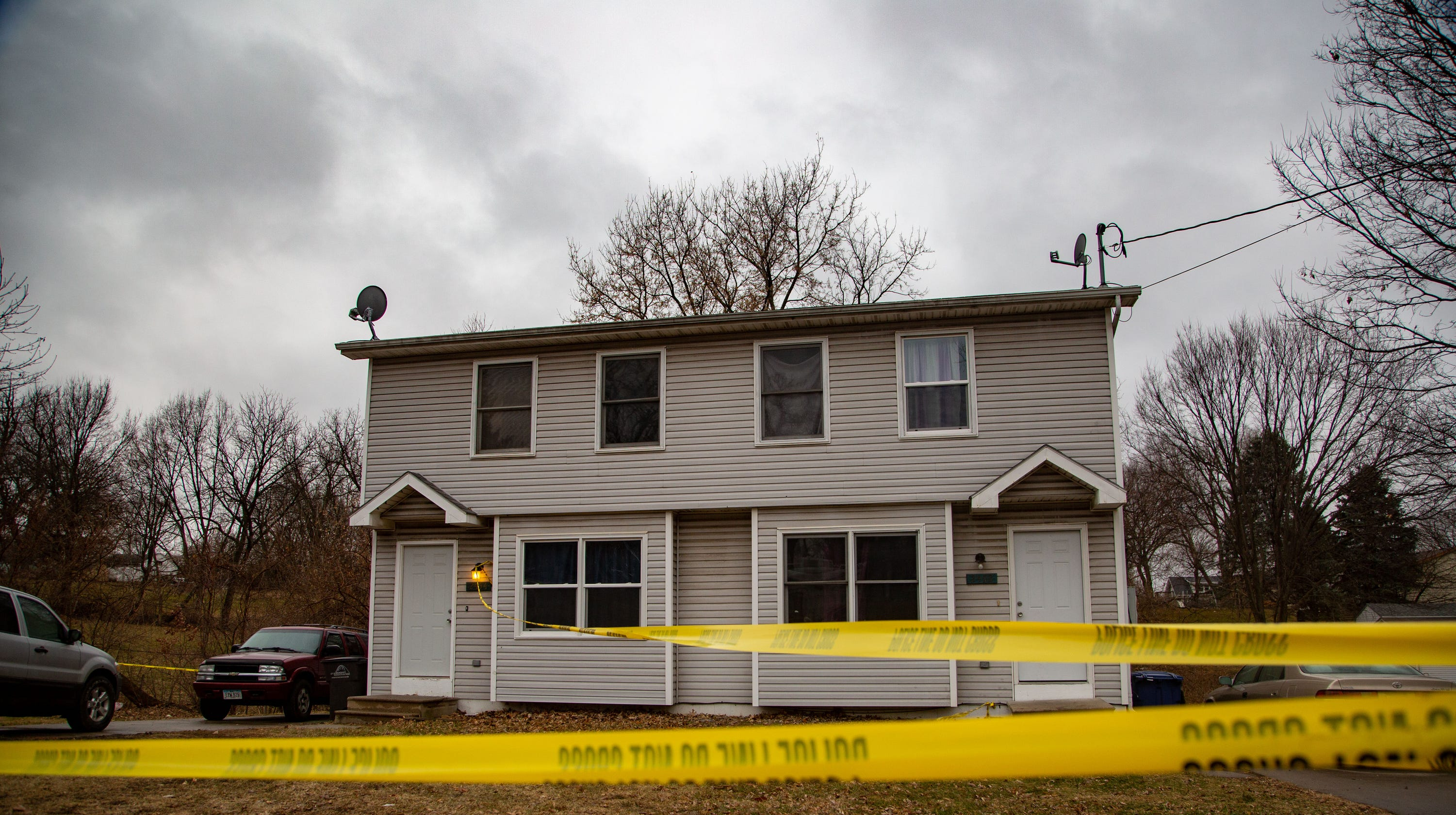 Des Moines crime: Homicide victim died when lungs filled