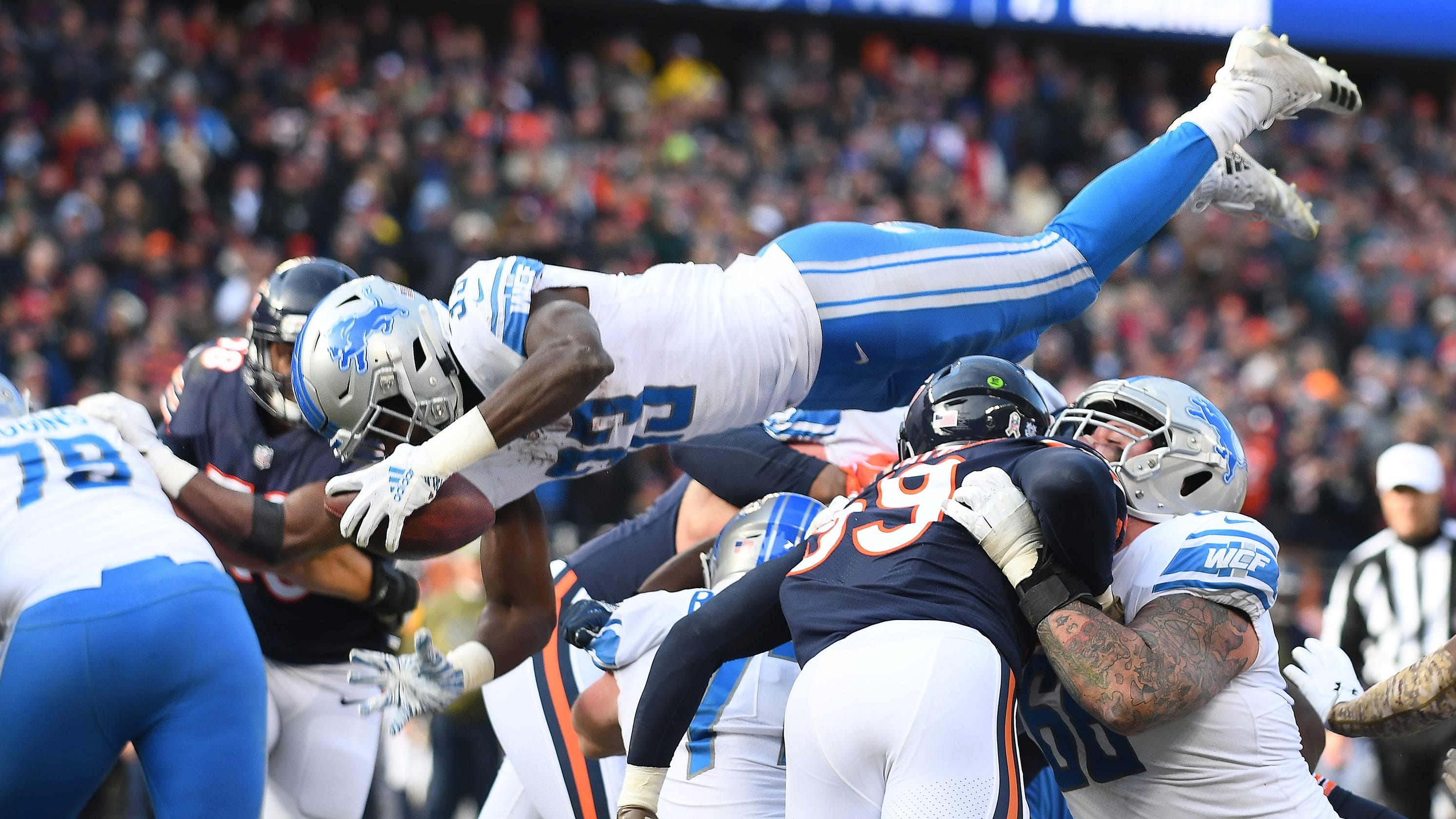 Best Pass Catching Running Backs 2020 Lions 2019 draft preview: Running back remains a long term need