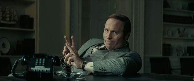 """Christian Bale in """"Vice."""""""