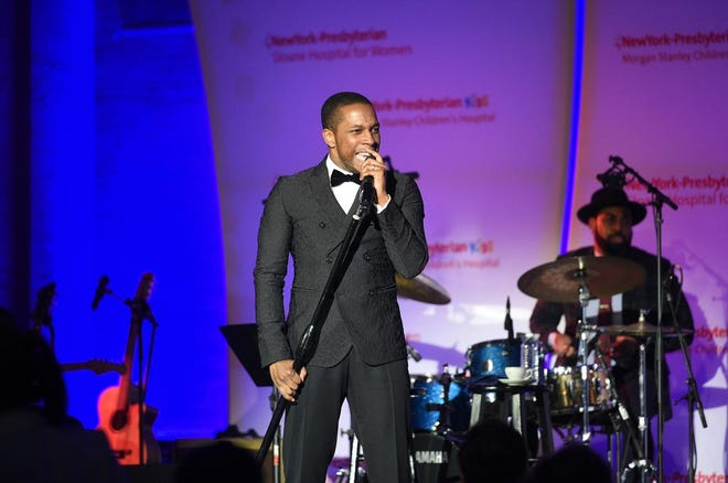 Leslie Odom Jr. will perform with the Detroit Symphony Orchestra on June 22.