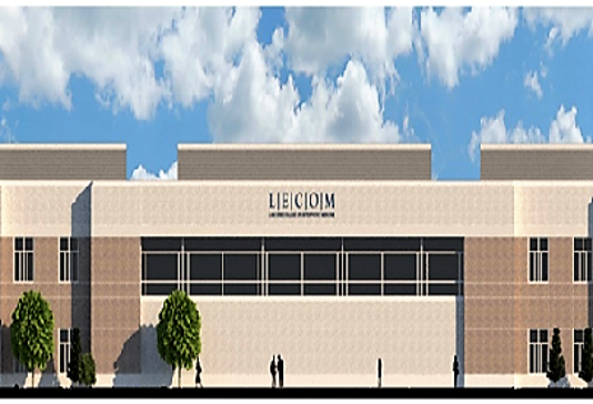 Lecom Building Front