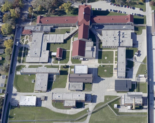 Green Bay Correctional Insitution in Allouez.