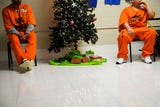 Inmates at Perry Correctional Institution have the opportunity to receive a little Christmas spirit thanks to a little help from their Chaplin.