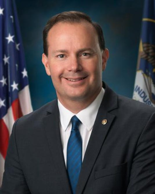 Senator Lee Official Photo Featured Copy
