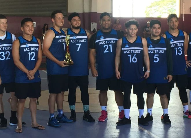 ASC Trust placed second in the recreation division last year and return to compete in the 2018 Holiday TipOFF Tournament at Tamuning Gym on Dec. 21 to 30, 2018.
