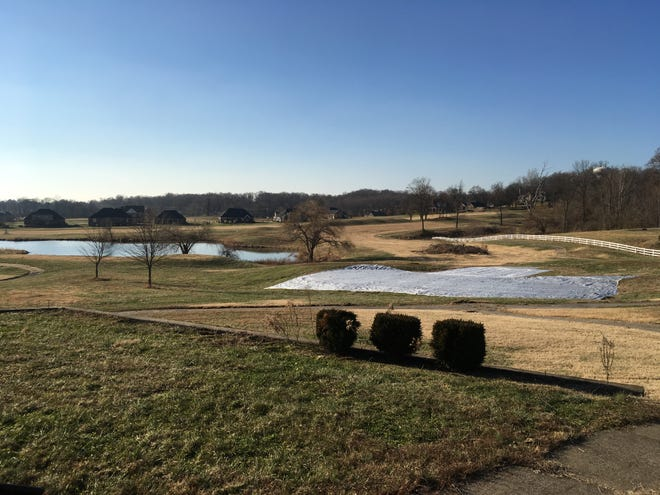 Restoration on the former Players Club golf course is coming along, with plans to have it fully open by July 1, 2019.