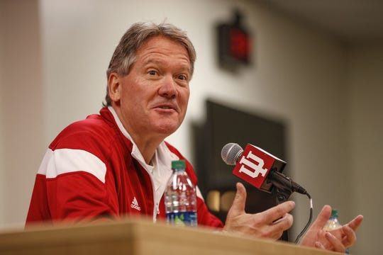 IU athletic director Fred Glass has rebuilt much of the school's athletic facilities in his near 10 years on the job.
