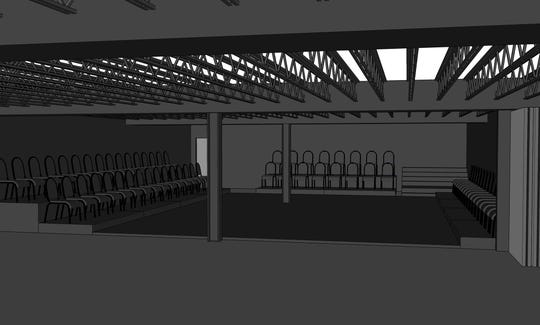 Storefront Theatre will have an intimate 50-seat theater in Broad Ripple.