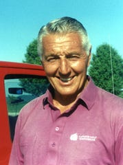 Former Knoxville Knight hockey player and coach, Don Labelle in a May 1998 photo.