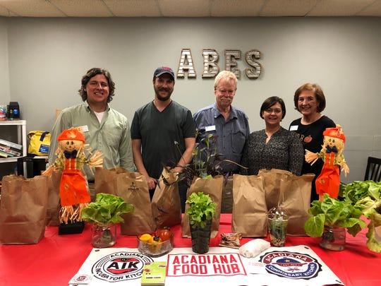 Acadiana Food Hub, in partnership with the Pugh Family Foundation, recently launched a farm-to-school initiative to promote healthy eating in schools by providing food from local producers and vendors.
