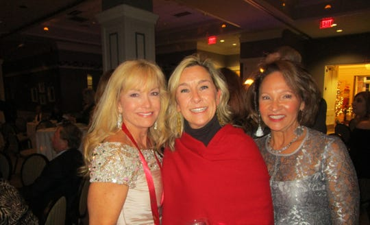 Roz Kenny, Tricia Freeman and Teri Desormeaux