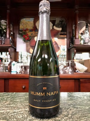 Mumm Napa is a bottle of champagne for celebrating without breaking the bank.