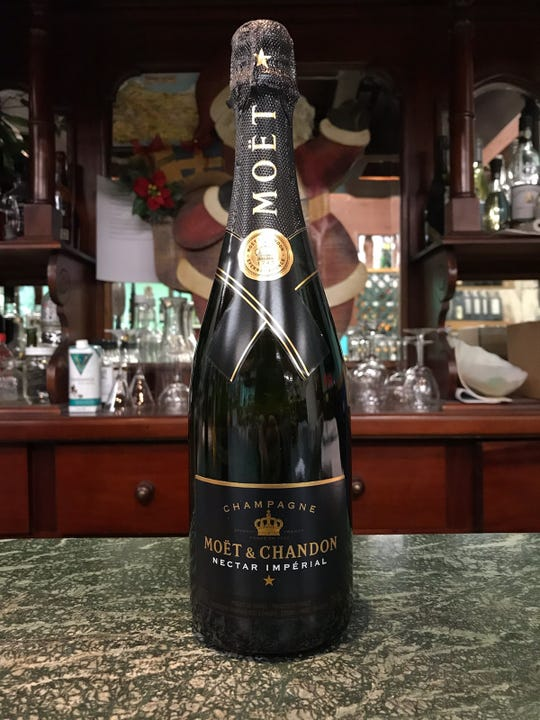 Moët et Chandon's Nectar Imperial is a champagne for any palate this holiday season.