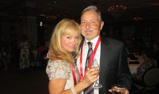 Roz Kenny and Sid Landry