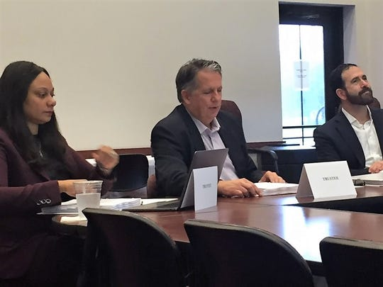 The Lafayette Public Innovation Alliance public trust board met Dec. 19, 2018, for the first time.