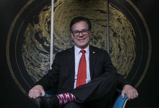 Kent Oyler, President and CEO of GLI.December 13, 2018