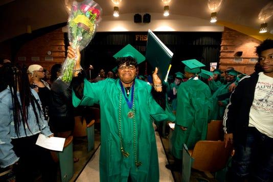 Goodwill Excel Center G E D Graduation
