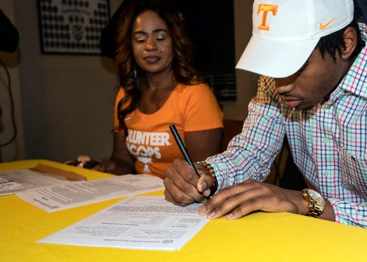 The Four Star Running Back Announced That He Will Attend Tennessee