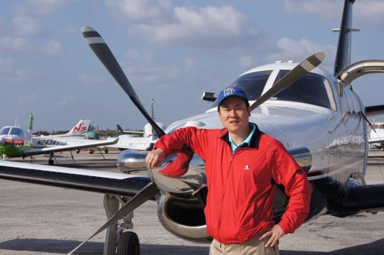 Wei Chen was killed in a plane crash on Dec. 20, two days before the longest government shutdown in history began.