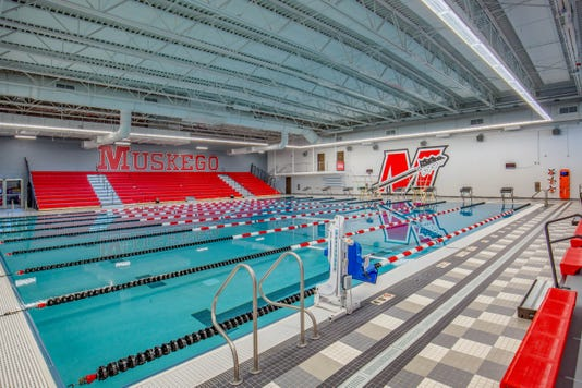 Muskego Natatorium Southwest Corner Bf For Web