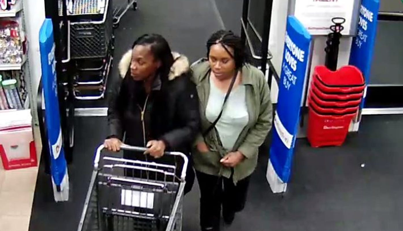 Four women involved in an assault and attempted theft at ...