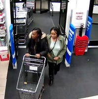 Four women involved in an assault and attempted theft at
