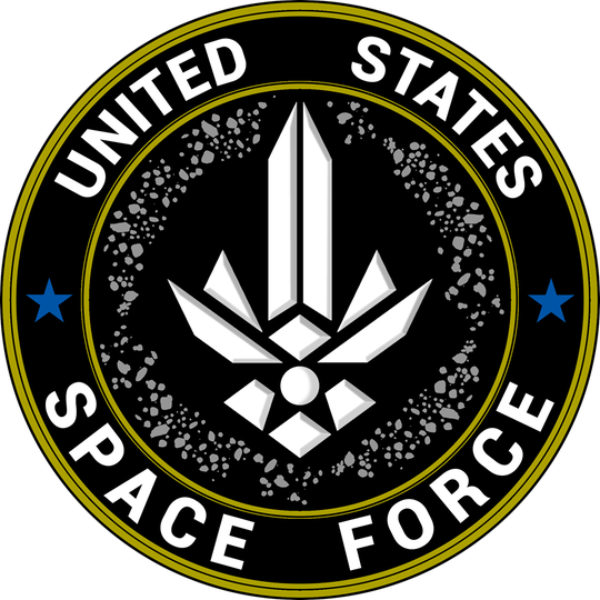 United States Space Force logo