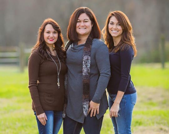 Tamera, Tara and Tahliah - the Cronk sisters survived the 1998 murder of their mother, suicide of their stepfather and are thriving in life.