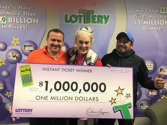 Ortez Jaime L Lottery Ceo Rebecca Hargrove Friend R 1 Million Na