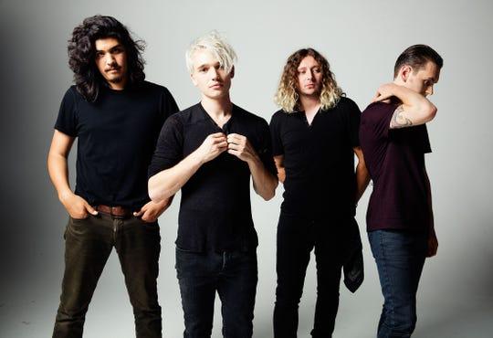California rock band badflower is signed to Big Machine/John Varvatos Records.