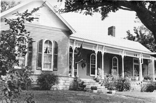 The George Morton House.