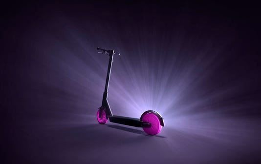 Lyftscooter