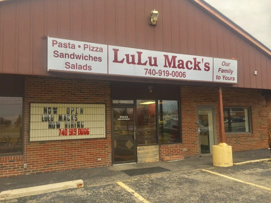 LuLu Mack's had its soft opening Dec. 18; a grand-opening is planned in January, after the holidays.
