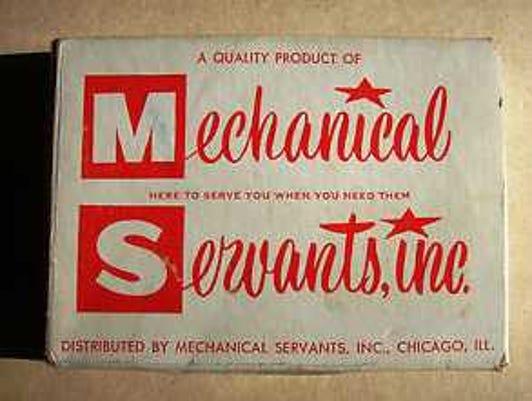 Mechanical Servants 2