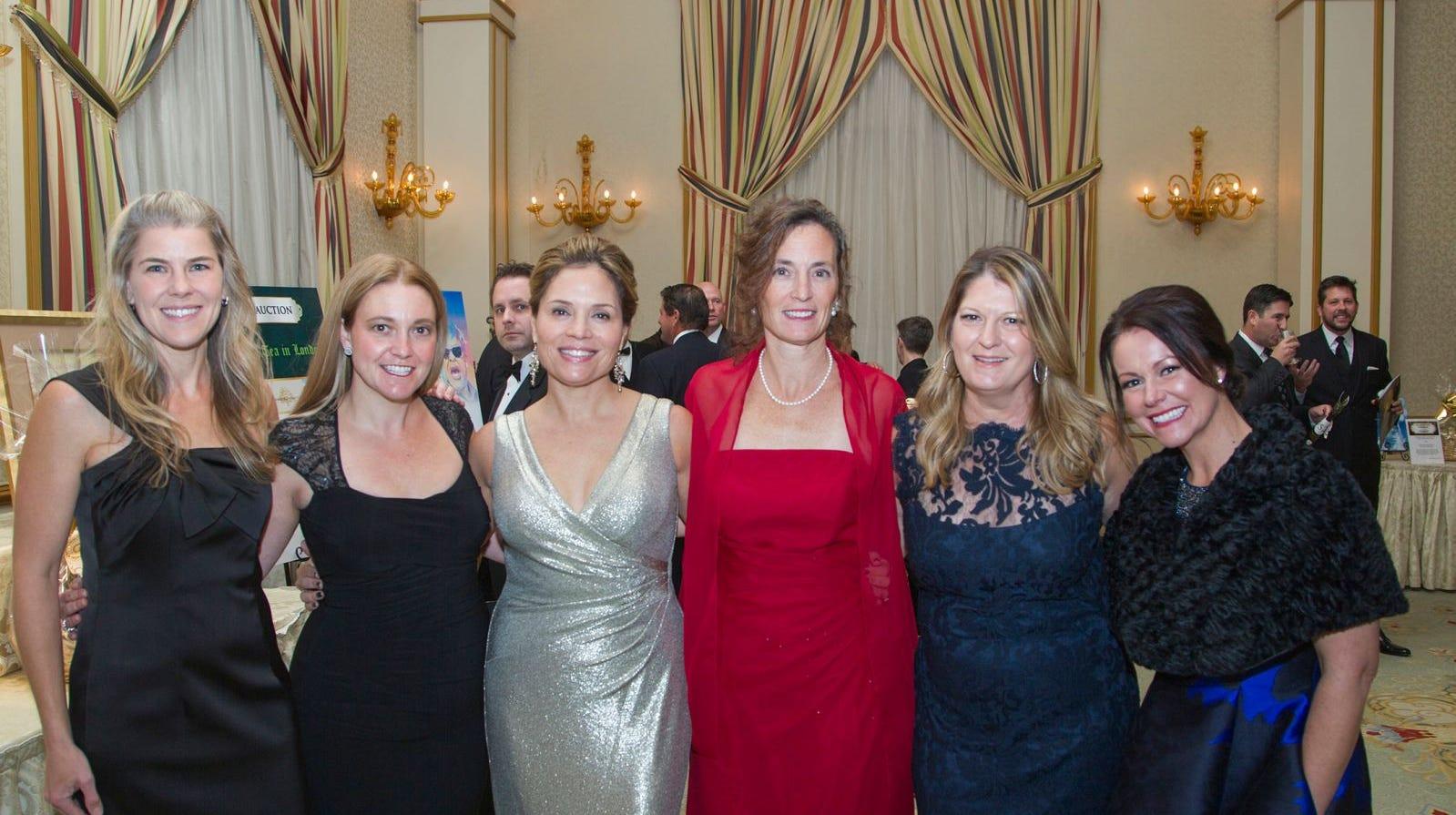 Julie Willard, Tara Minardo, Sam Khichi, Lisa...