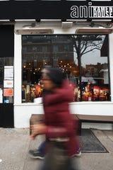 Sheree Sarabhaya and her son Luck Sarabhayavinija both own restaurants on Bloomfield Avenue in Montclair. The exterior of Ani Ramen shown on Thursday December 20, 2018.