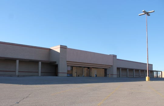 The old Walmart building at 1900 Highway 54 South will be the new home of Medlin Ramps and a few other businesses that will bring an estimated 45 jobs to the area.