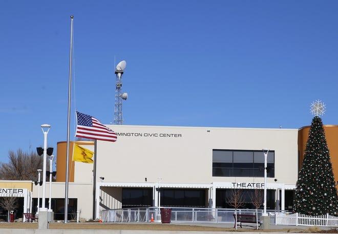The Farmington Civic Center is pictured, Thursday, Dec. 20, 2018, in Farmington.