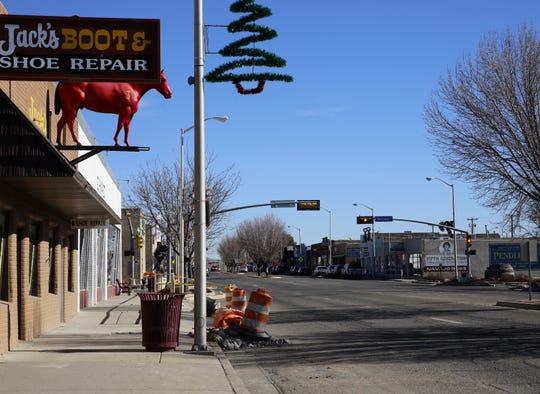 A draft Metropolitan Redevelopment Area plan calls for turning the downtown corridor, including Broadway Avenue, into the commercial core of the MRA.