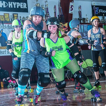 Fox Cities Roller Derby comes to Menominee Nation Arena on Jan. 5