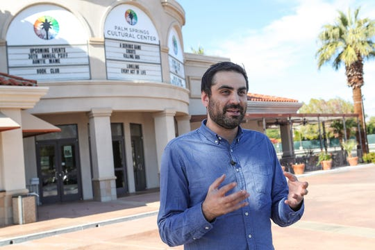 The Palm Springs International Film Society isn't renewing the contract of artistic director Michael Lerman, who has led the January film festival's programming for three years. It's replacing him with Lili Rodriguez, the first employed year-round artistic director in the nonprofit organization's history.