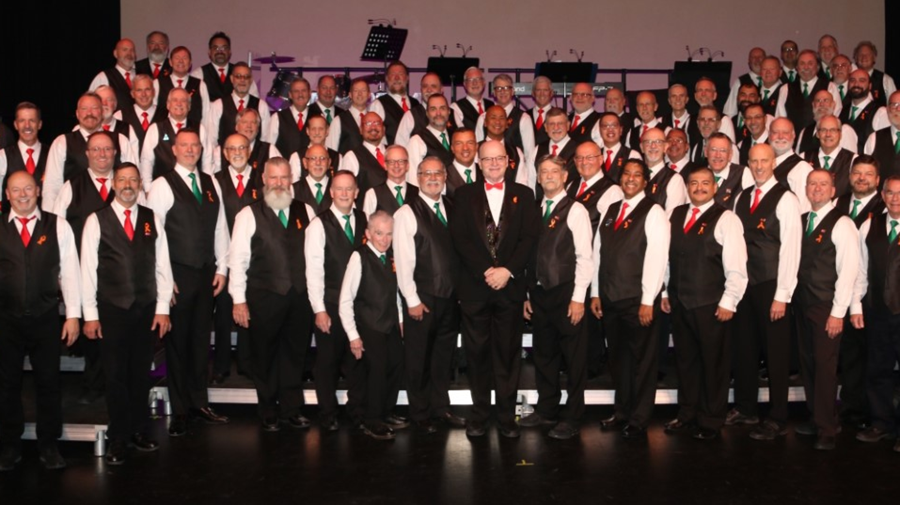 from Reuben palm springs gay mens chorus