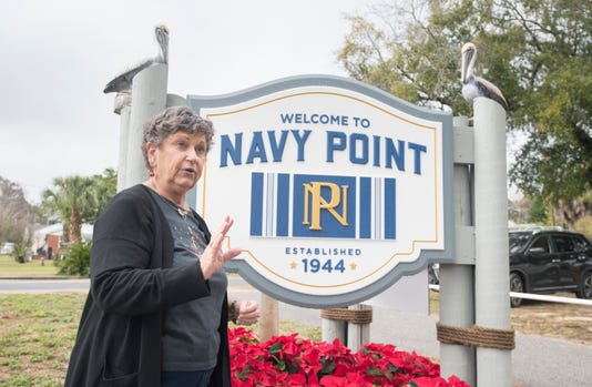 Navy Point Residents
