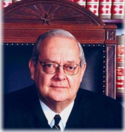 Former Arizona Supreme Court Chief Justice Charles Edward Jones, 85