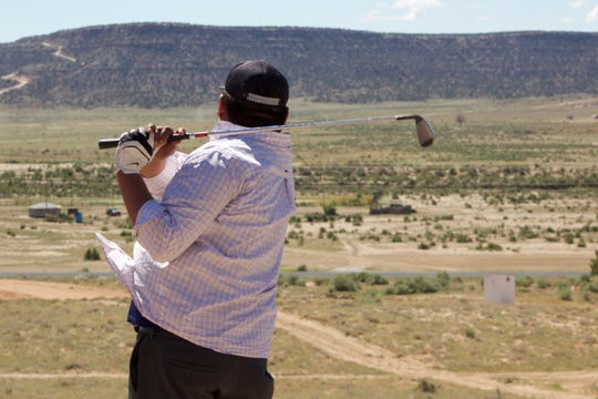 For the Navajo, rez golf is about community, entertainment, family, sport and health – both physical and mental.