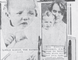 Sharon Elliott is pictured (left), as a baby then-called Marian, in an anniversary story in the Quad-City Times in Davenport, Iowa, Dec. 16, 1932.